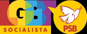 Logo LGBT PSB Caxias