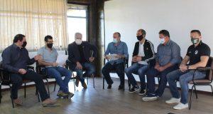 bloco social trabalhista convenio ucs upa zona norte
