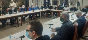 camara recebe projeto convenio ucs upa zona norte