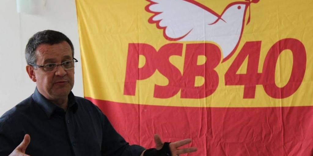 Beto Albuquerque em Caxias do Sul