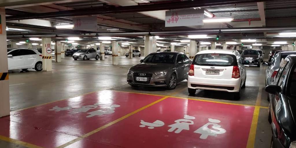 lei estacionamento gestantes caxias rodrigo beltrao